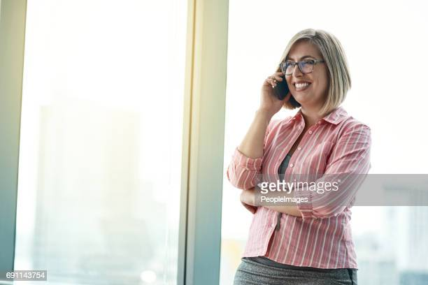 It's vital to keep in touch with your clients