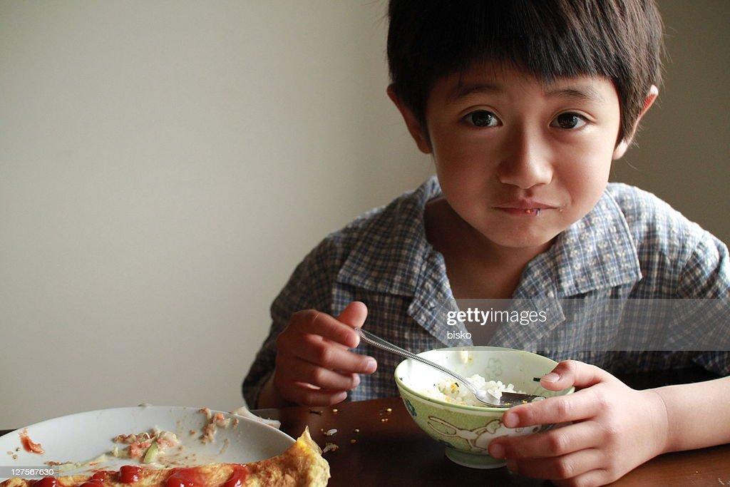 Its yummy! : Stock Photo