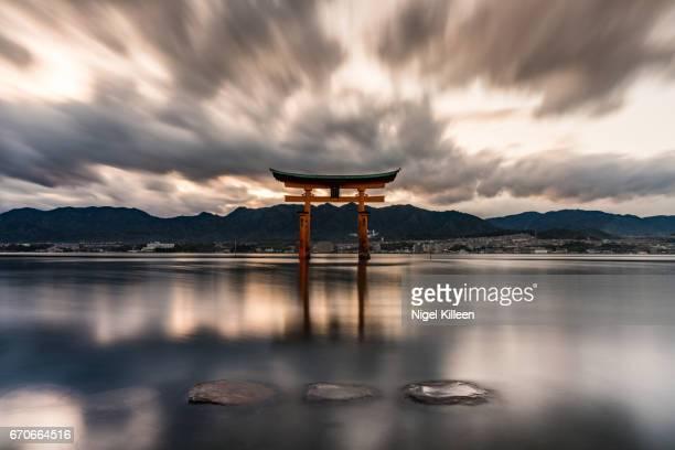 Itsukishima Shrine, Miyajima, Japan