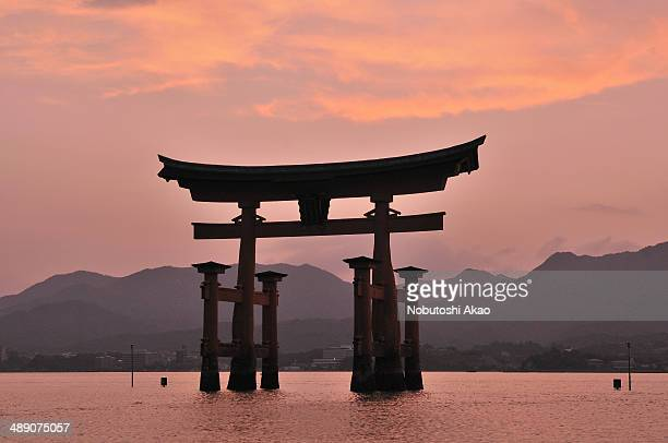 CONTENT] Itsukushima Shrine is a Shinto shrine on Miyajima island west of Hiroshima and it is listed as a UNESCO World Heritage site The original...