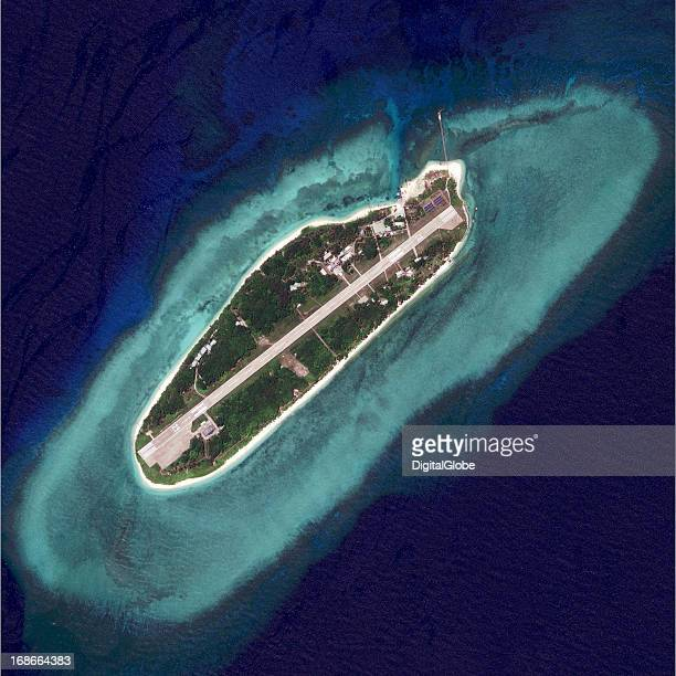 Itu Aba Island, also known as Taiping Island, is one of many disputed islands in the South China Sea. The island is administered and occupied by the...