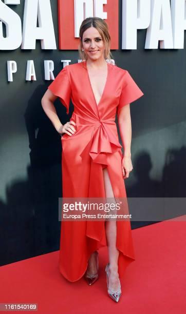 Itziar Ituno attends 'La Casa de Papel' Season 3 Premiere at Callao Cinema on July 11 2019 in Madrid Spain