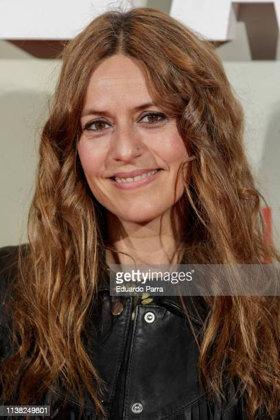 Itziar Ituno attends the Highwaymen at Capitol cinema on March 25 2019 in Madrid Spain