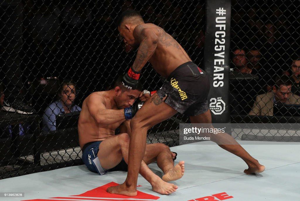 UFC Fight Night: Machida v Anders