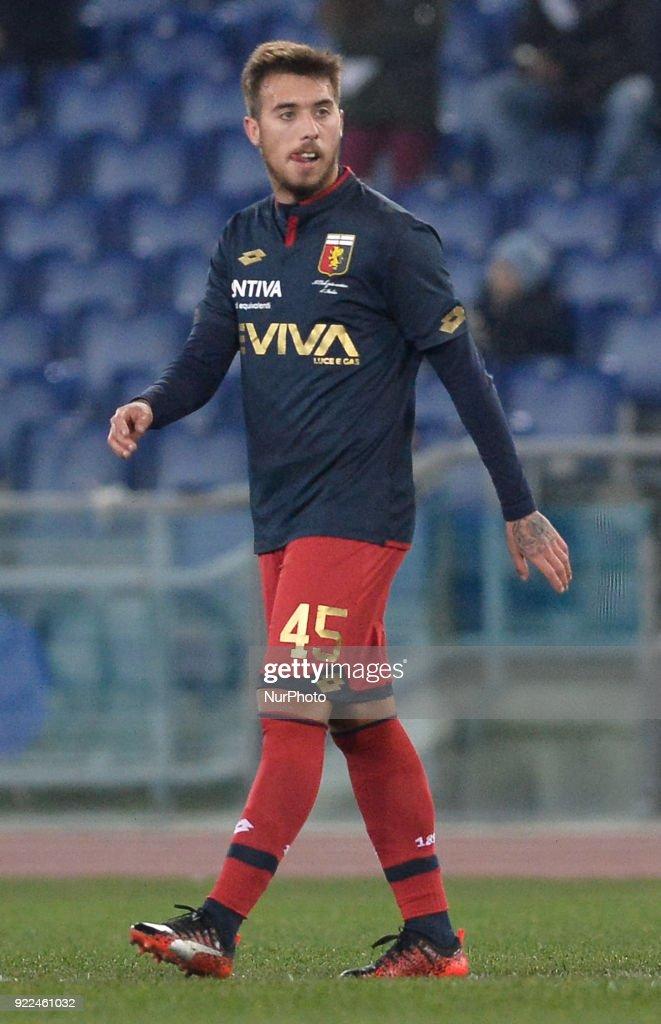 SS Lazio v Genoa - Serie A : Fotografía de noticias