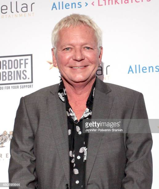 Iva Davies at the Art of Music fundraiser at the Art Gallery of New South Wales on June 14 2014 in Sydney Australia