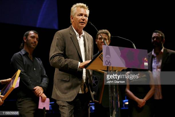 Iva Davies Composer and Winner of the Best Music For a Mini Series or Tele Movie