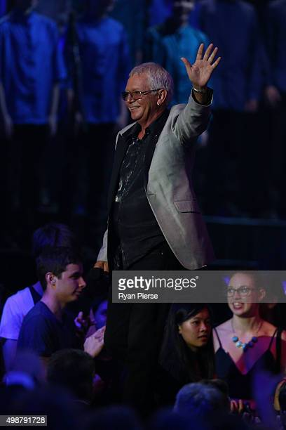 Iva Davies during the 29th Annual ARIA Awards 2015 at The Star on November 26 2015 in Sydney Australia