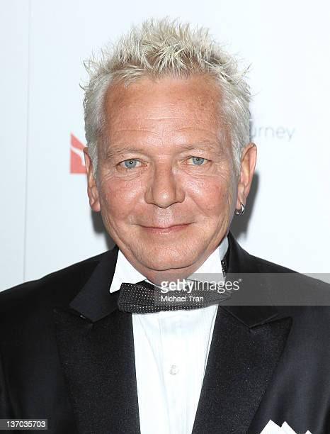 Iva Davies of the band Icehouse arrives at the 9th Annual G'Day USA Los Angeles Gala held at the Grand Ballroom at Hollywood Highland Center on...
