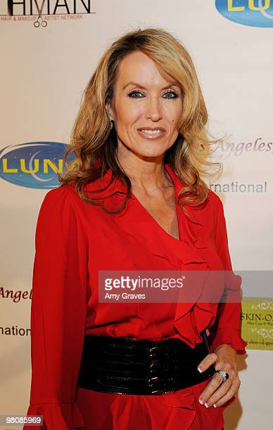 Iva FranksSinger attends the Los Angeles Women's International Film Festival Opening Night Gala at Libertine on March 26 2010 in Los Angeles...