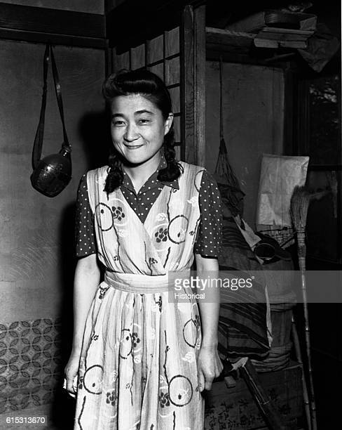 """Iva Ikuko Toguri d'Aquino was the woman American authorities charged as being """"Tokyo Rose"""", the Japanese American woman who broadcast propeganda for..."""