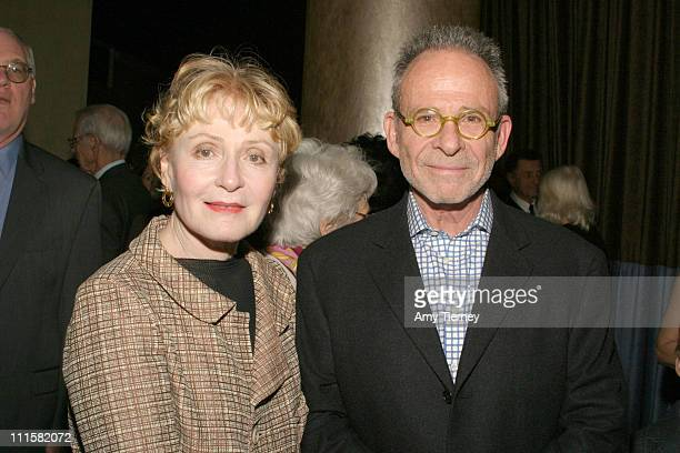 Iva Rifkin and Ron Rifkin during Professional Dancers Society 'Gypsy Awards' at Beverly Hilton Hotel International Ballroom in Beverly Hills...