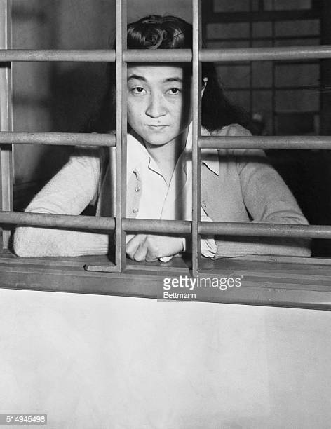 Iva Toguri, better known as Tokyo Rose, has plenty of time for reflection on her crimes here, as she waits in her jail cell in Yokohama for her...