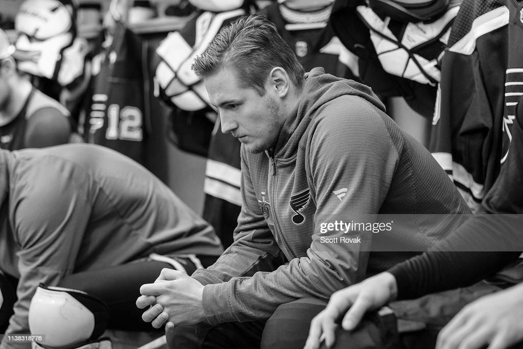 MO: Winnipeg Jets v St Louis Blues - Game Six