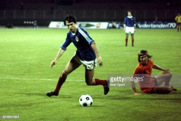 Ivan Buljan of Yugoslavia during the European Championship for the 3rd place between Holland and Yugoslavia in Stadium Maksimir Zagreb Yugoslavia on...