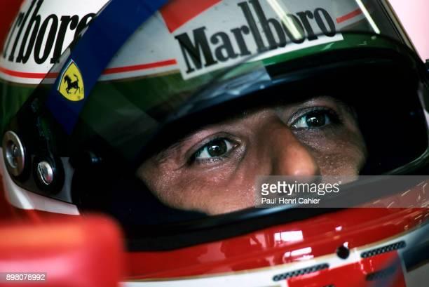 Ivan Capelli Ferrari F92A Grand Prix of France Circuit de Nevers MagnyCours 05 July 1992