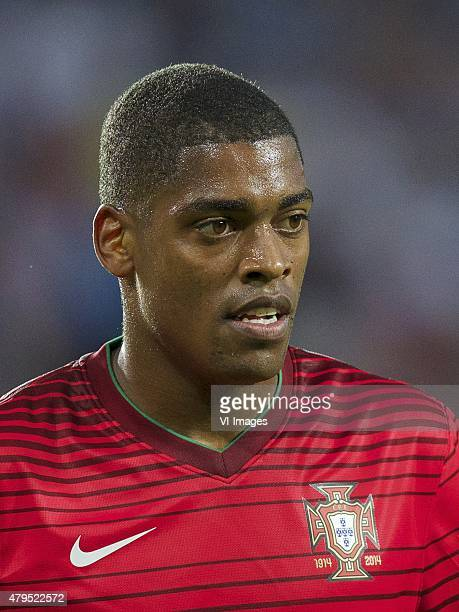 Ivan Cavaleiro of Portugal during the UEFA European Under21 Championship final match between Sweden and Portugal on June 30 2015 at the Eden stadium...