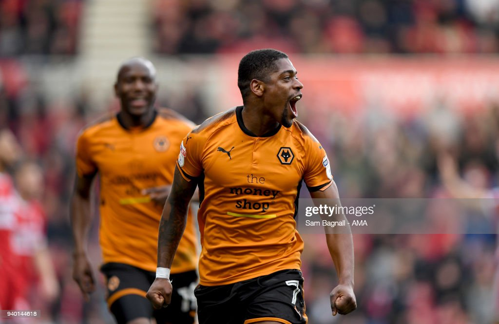 Middlesbrough v Wolverhampton - Sky Bet Championship