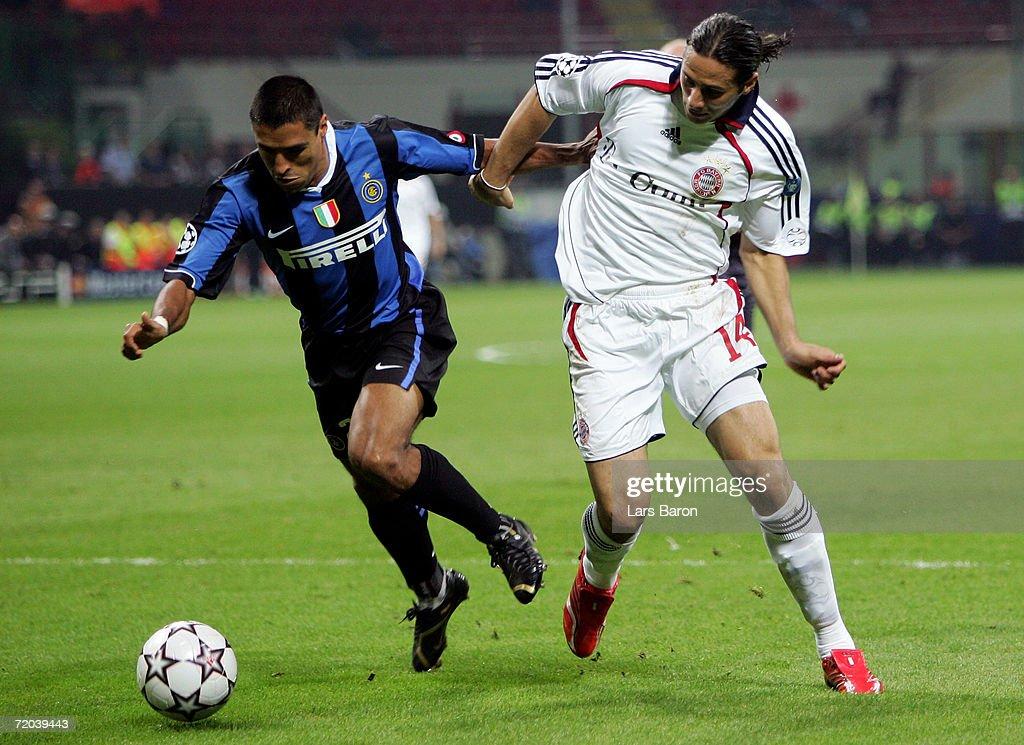 Champions League Inter Milan v Bayern Munich : News Photo