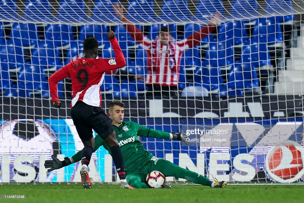 ESP: CD Leganes v Athletic Club - La Liga