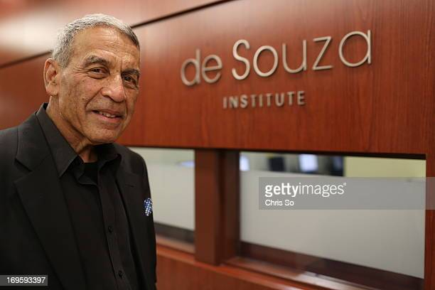 Ivan de Souza Chairman of the de Souza Institue Foundation which is named after his wife Anna Maria de Souza who passed away due to cancer Anna Maria...