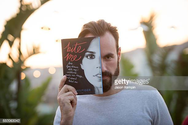 Ivan Djurovic attends a party for her new book Bite Me At Mama Shelter Hollywood on May 17 2016 in Los Angeles California