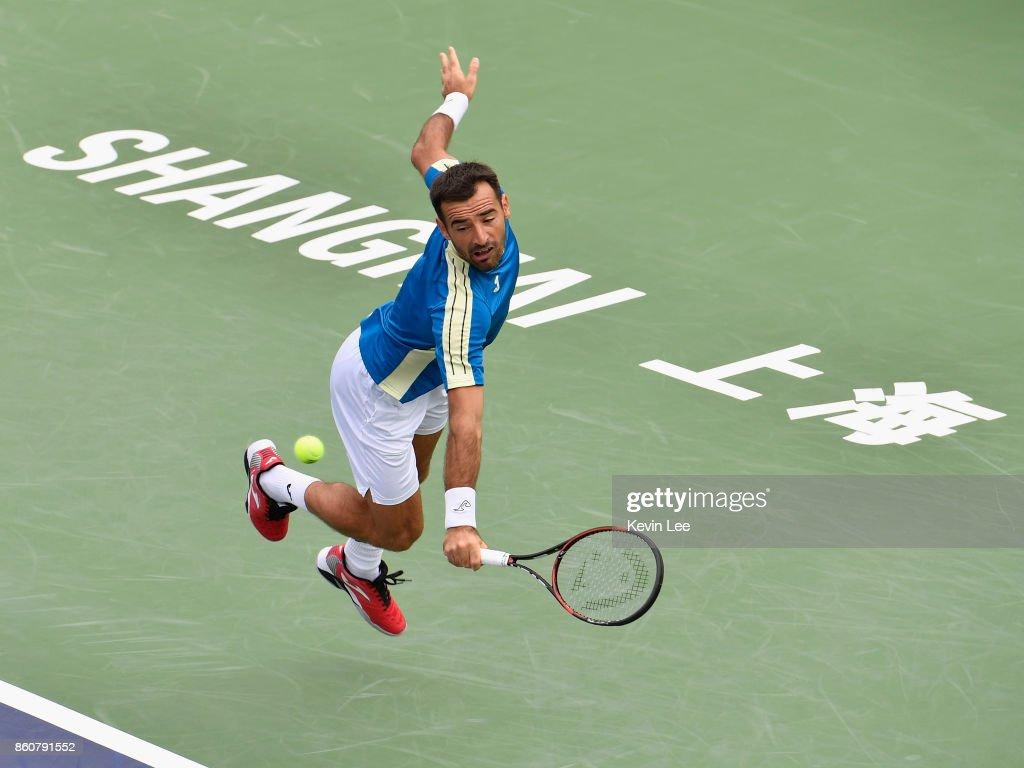 2017 ATP 1000 Shanghai Rolex Masters - Day 6