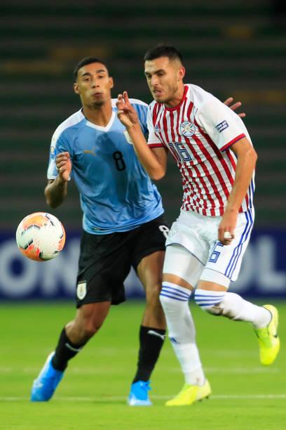COL: Uruguay U23 v Paraguay U23 - CONMEBOL Preolimpico Colombia 2020
