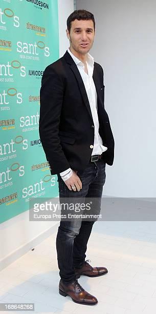 Ivan Helguera is seen Santos Ibiza Coast Suites Opening on May 11, 2013 in Ibiza, Spain.