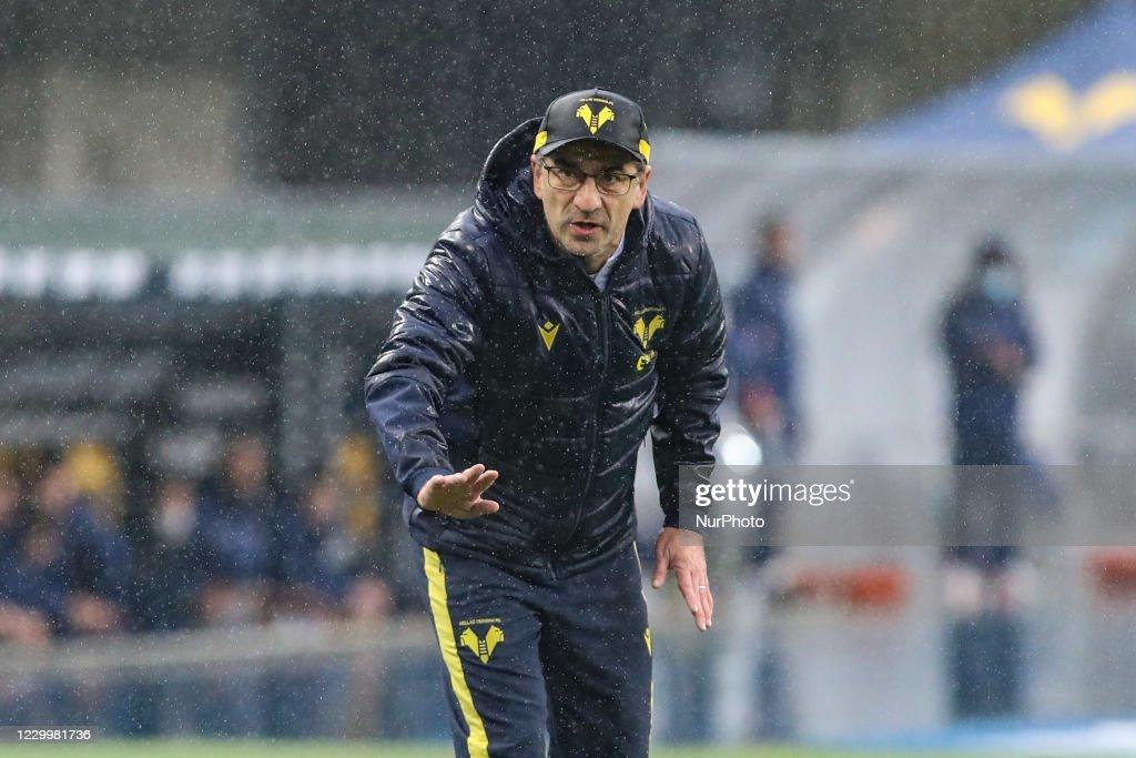 Hellas Verona  v Cagliari - Seria A : News Photo