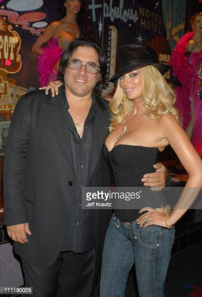 Ivan Kane and Jenna Jameson during Ivan Kane's Forty Deuce Present Silicon Sundays Hosted by Jenna Jameson at Mandalay Bay Hotel Casino in Las Vegas...