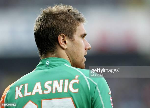 Ivan Klasnic Stürmer SV Werder Bremen Kroatien