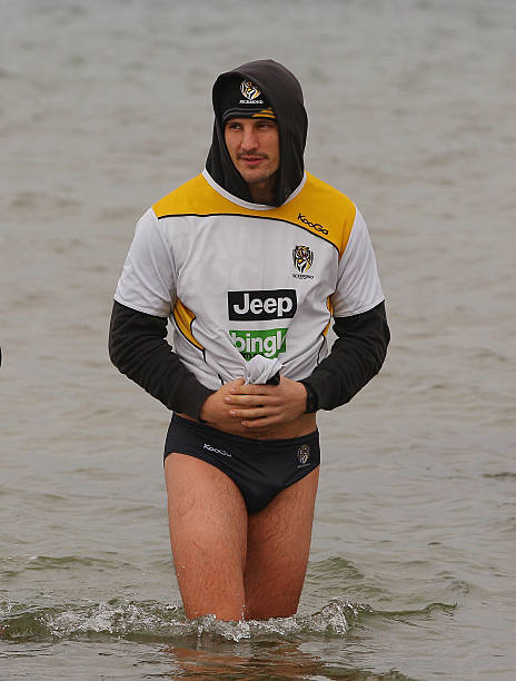 Richmond Tigers Training Session Photos and Images | Getty