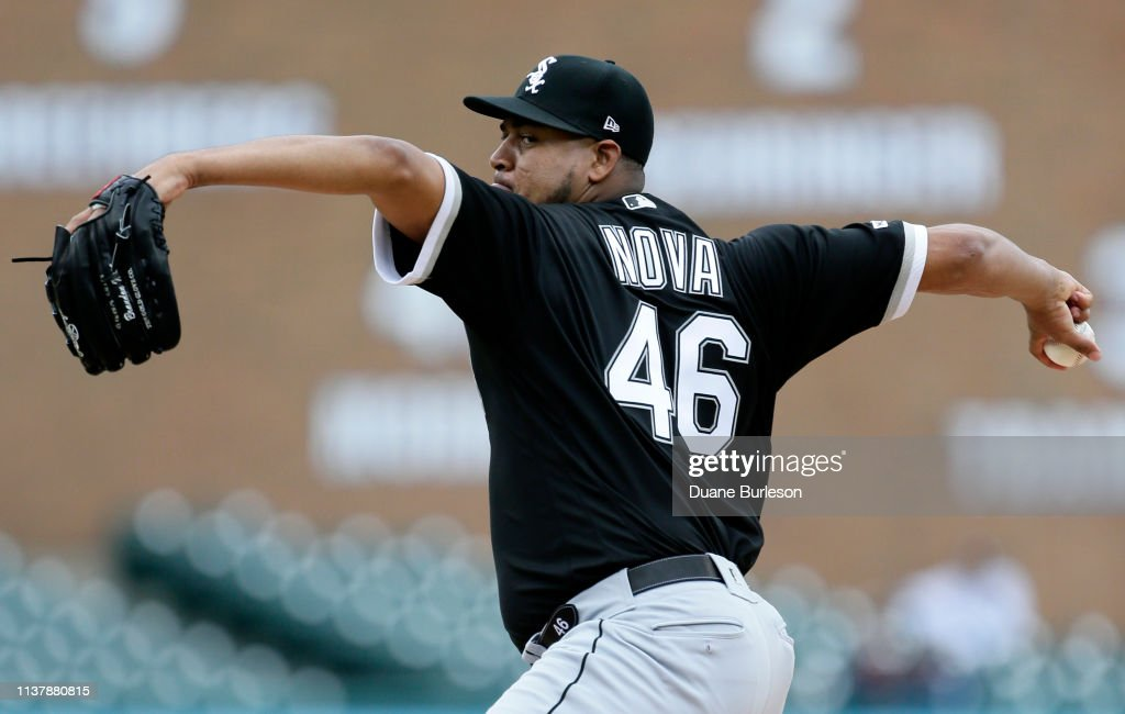 MI: Chicago White Sox v Detroit Tigers