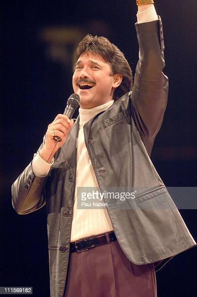 Ivan Parker at the Bill Gaither Homecoming on 2/14/04 in Dallas, Tx.