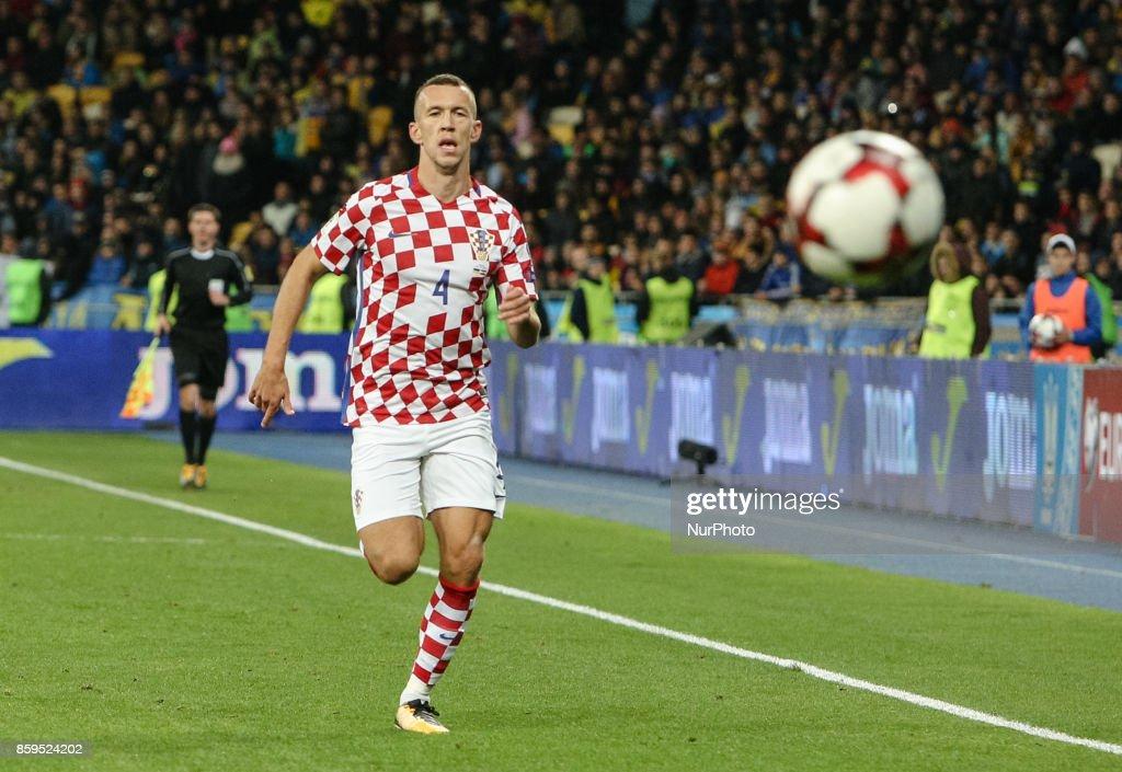 Ukraine v Croatia - FIFA 2018 World Cup Qualifier : News Photo