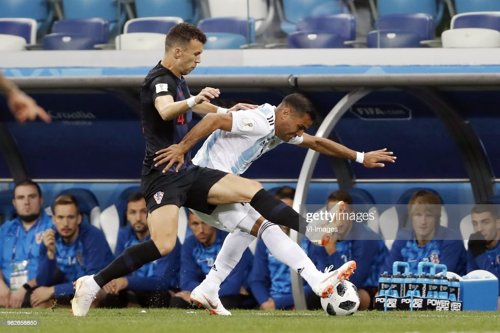 "FIFA World Cup 2018 Russia""Argentina v Croatia"" : News Photo"