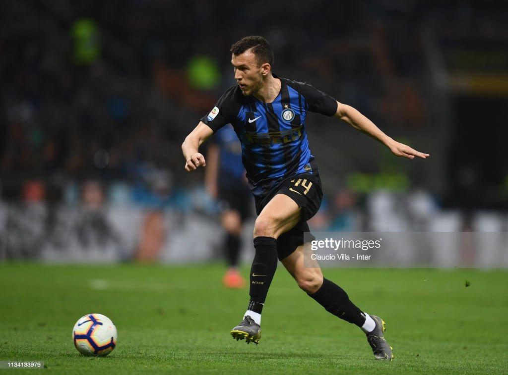 FC Internazionale v SS Lazio - Serie A : Fotografía de noticias