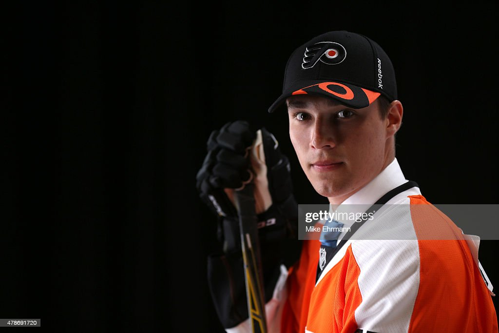 2015 NHL Draft - Portraits : ニュース写真