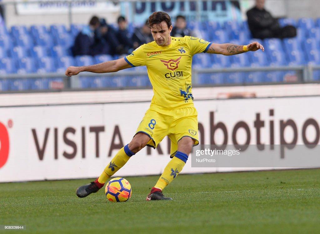 SS Lazio v AC Chievo Verona - Serie A : Foto di attualità