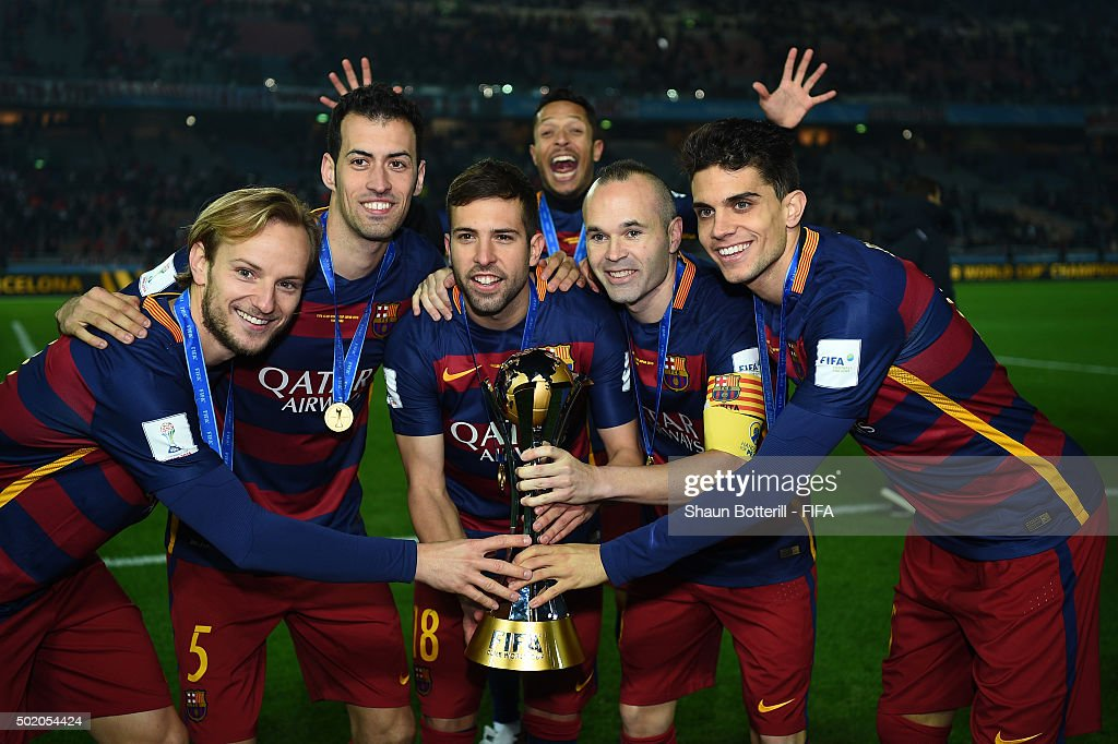 River Plate v FC Barcelona - FIFA Club World Cup Final