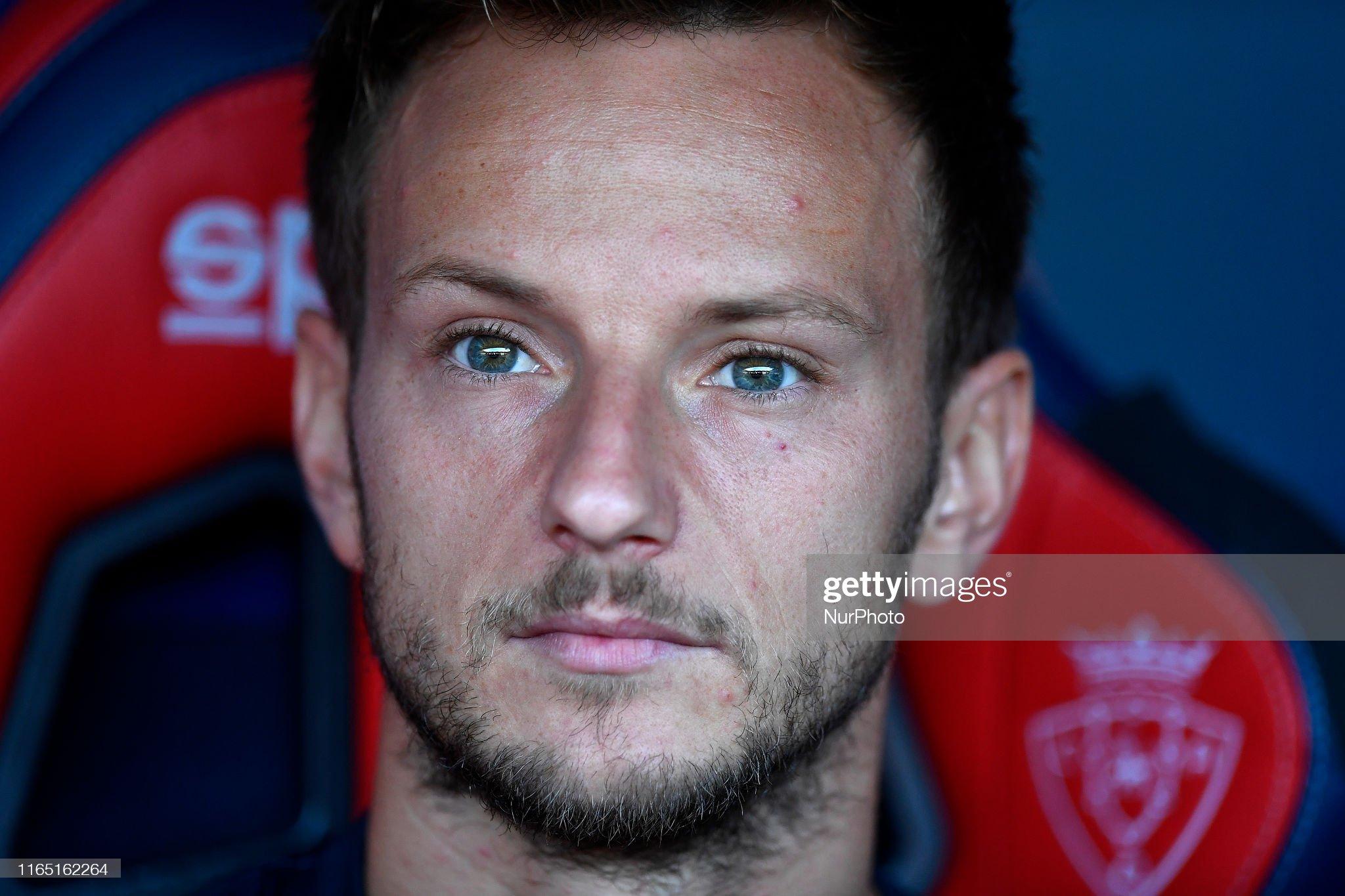 صور مباراة : أوساسونا - برشلونة 2-2 ( 31-08-2019 )  Ivan-rakitic-of-barcelona-sitting-on-the-bench-during-the-liga-match-picture-id1165162264?s=2048x2048