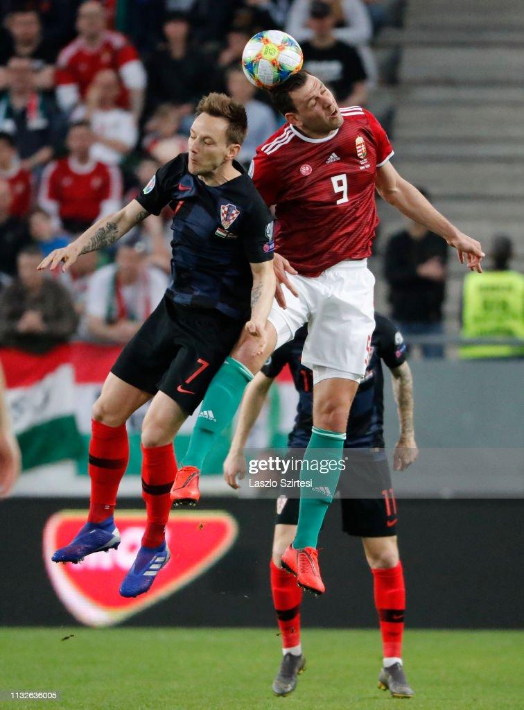 HUN: Hungary v Croatia - UEFA EURO 2020 Qualifier