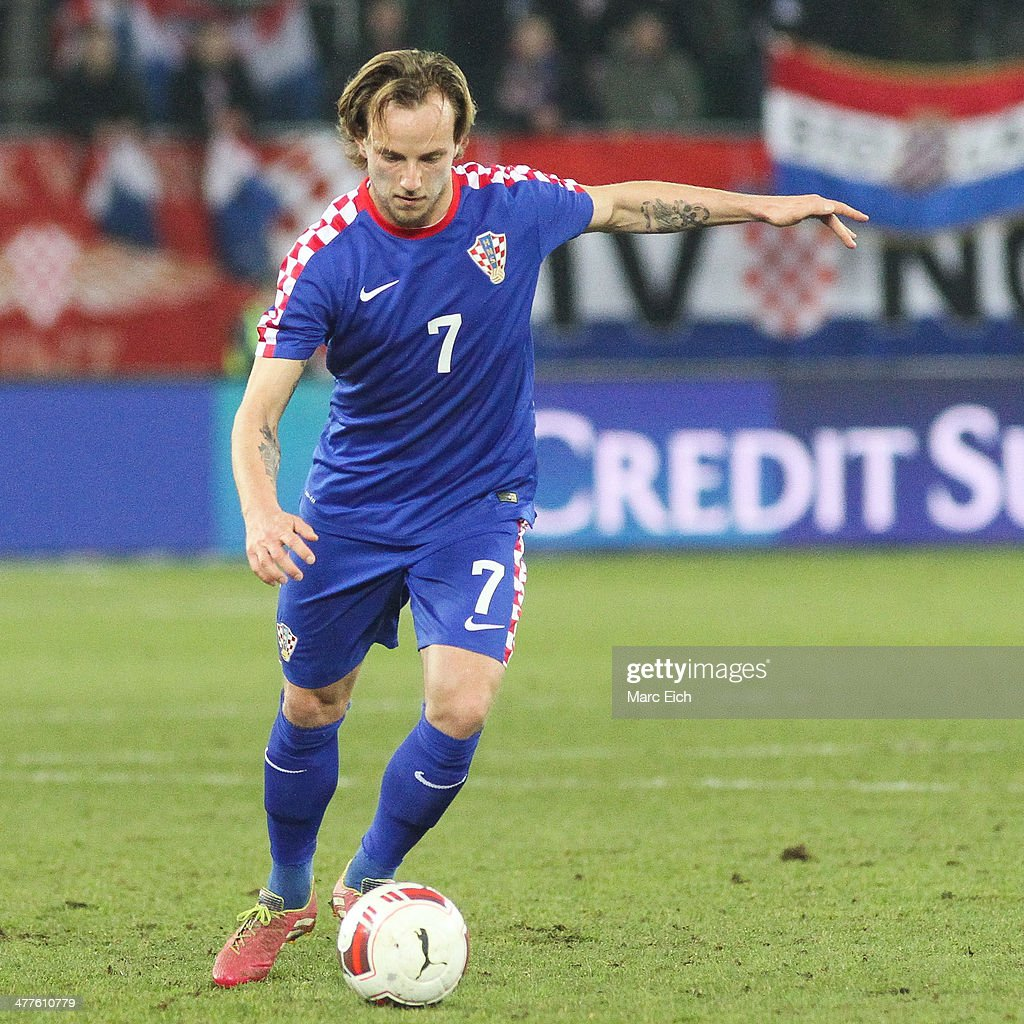Switzerland v Croatia - International Friendly Match : News Photo