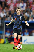 moscow russia ivan rakitic croatia plays