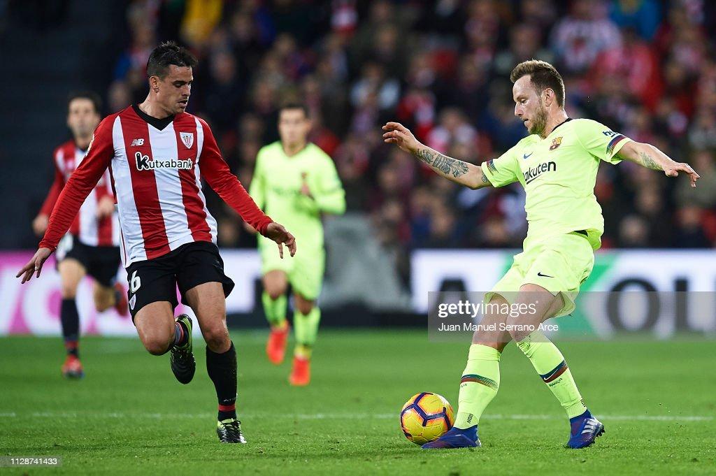Athletic Club v FC Barcelona - La Liga : News Photo