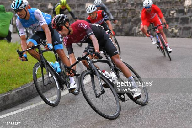 Ivan Ramiro Sosa of Colombia and Team INEOS / during the 102nd Giro d'Italia 2019 Stage 18 a 222km stage from Valdaora to Santa Maria di Sala Tour of...
