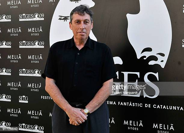 Ivan Reitman attends a photocall for his Time Machine Award to be given tomorrow at the 42nd Sitges Film Festival on October 10 2009 in Barcelona...