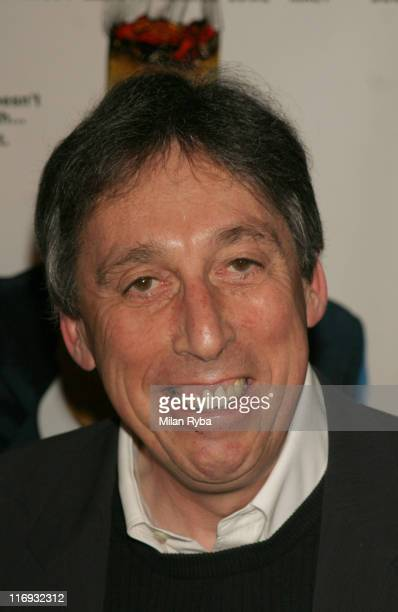 "Ivan Reitman during ""Thank You For Smoking"" Los Angeles Premiere - Arrivals at Directors Guild Of America in Los Angeles, California, United States."
