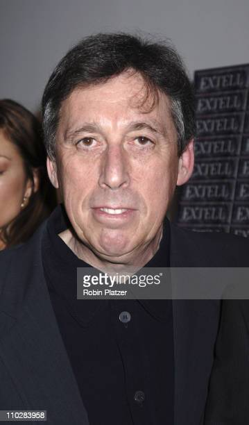 "Ivan Reitman during ""Thank You For Smoking"" New York Premiere - Inside Arrivals - March 12, 2006 at Museum of Modern Art in New York City, NY, United..."
